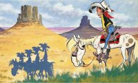Lucky Luke on the Move